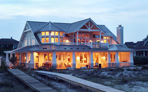 Cynthia S. Huffines - Featured Project: Bald Head Island Home